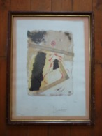 Art Abstrait - Jean Latour - Lithographie Signée Et Numérotée - Autres Collections