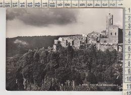 Castelli Castle  Chateau Nemi Castello Medioevale Vg  1951 - Castles
