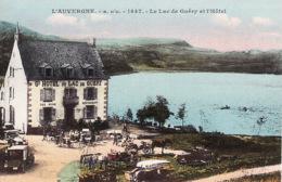 3135357Le Lac De Guéry Et L'Hôtel - Le Mont Dore