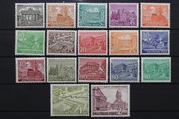 Berlin, MiNr. 42-58, Ungebraucht / Unused - Unused Stamps