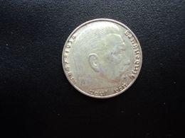 ALLEMAGNE * : 2 REICHSMARK   1939 J  Tranche A    KM 93      SUP - [ 4] 1933-1945 : Tercer Reich