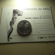 Palau 1 Dollar 2010 Mother Teresa - Palau