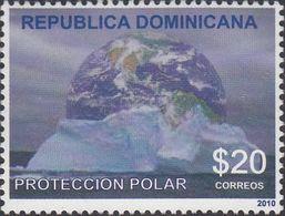 Antarctica - Dominicana 2010. Michel 2188 MNH 27899 - Nuevos