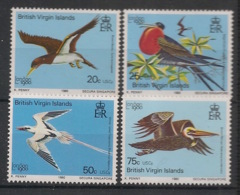British Virgin Isl. - 1980 - N°Yv. 392 à 395 - Oiseaux / Birds - Neuf Luxe ** / MNH / Postfrisch - Non Classés