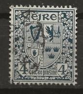 Ireland, 1940, SG 117, Used - 1937-1949 Éire