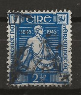 Ireland, 1945, SG 136, Used - 1937-1949 Éire