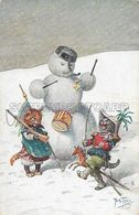 OLD POSTCARD -  ARTUR THIELE  - SERIE 1404 #3 - T40 - Thiele, Arthur