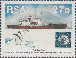 Antarctica - RSA 1991.Ship  Michel 829 MNH 27902 - Nuevos