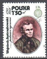 Poland 1979 - Wojciech Jastrzebowski - Mi 2644 - Used - 1944-.... Republic