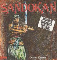 Sandokan - Oliver Onions - RCA Records - Musique De Films