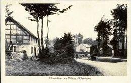 Chaumières Au Village D'ELSENBORN - Edition E. Mahieu, N° 176 - Elsenborn (camp)