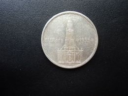 ALLEMAGNE * : 5 REICHSMARK   1934 A  Tranche A    KM 82      SUP - [ 4] 1933-1945 : Tercer Reich
