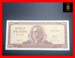 CUBA 10 Pesos  1970  P. 104  AU - Cuba