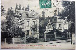UN COIN DU PARC - AVENUE DE LA TERRASSE - JUVISY - Juvisy-sur-Orge