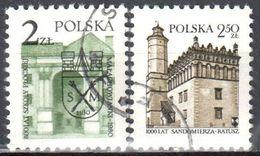 Poland 1980 - Mi 2692,2705 - Used - 1944-.... Republic
