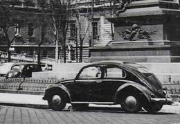 AK 0517  Wien - Universität ( VW Käfer ) Um 1960 - Turismo