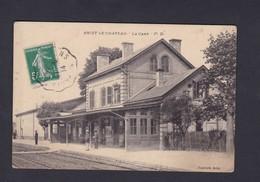 Vente Immediate Anizy Le Chateau (02) La Gare ( Chemin De Fer Ed. Fouillard  Ref 42313) - Altri Comuni