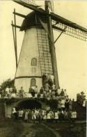 VLIMMEREN Bij Beerse (Antw.) - Molen/moulin - Mooie Close-up Van De Verdwenen Molen 'De Peperbus' (maxikaart) - Beerse