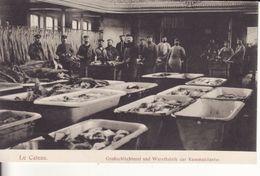 LE CATEAU - Grande Boucherie Et Fabrique De Saucisses De La Kommandantur ( Armée Allemande ) - - Le Cateau