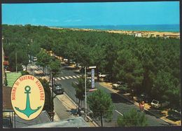 Italia Ravenna Marina Di Ravenna Rivaverde Pineta Hotel Maddalena Italy Pine Forest CAR00055 - Ravenna