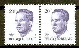 BELGIE * Nr 2135 P5 * Postfris Xx * DOF PAPIER - 1981-1990 Velghe