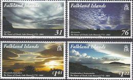 Antarctic.Falklands Islands 2016. Name Of Clouds. MNH.27910 - Timbres