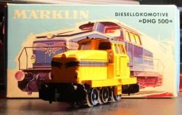Marklin HO. Très Belle Locomotive N° 3080. En Parfait état De Fonctionnement Et Testée. Avec Boite D'origine - Locomotoras