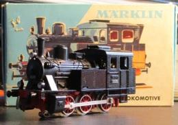 Marklin HO. Très Belle Locomotive N° 3039. En Parfait état De Fonctionnement Et Testée. Avec Boite D'origine - Locomotives