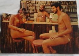 Ile Du Levant  Snack Bar   (le Minimum ) - Hyeres