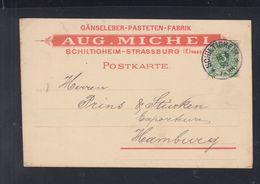 Dt. Reich Elsass PK Schiltigheim 1896 - Germany