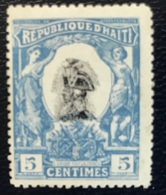 Haïti - A1/22 - MNH - 1904 - Toussaint Louverture - Haiti