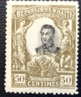 Haïti - A1/22 - MNH - 1904 - President A.S. Pétion - Haiti