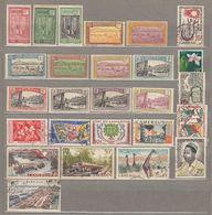 Cameroun Older Mint / Used (* / O) Stamps Lot #17363 - Briefmarken