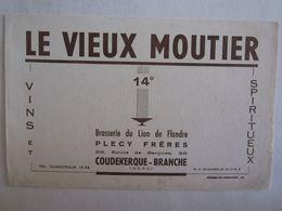 Buvards Buvard Le Vieux Moutier Plecy Frères Coudekerque Branche - Vloeipapier