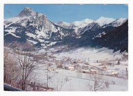 74 Bernex Vue Générale Et La Dent D'Oche En 1981 VOIR DOS Cliché J.P Vinial Thonon - Thonon-les-Bains