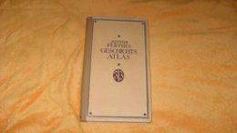 LIVRE ALLEMAND JUSTUS PERTHES GESCHICHTS ATLAS..DATE ?../ 24 KARTEN IN KUPFERSTICH UND 52 SEITEN..ALLEMAGNE.. - Old Books