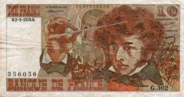 FRANCE  10 FRANCS  1978   P-150 -CIRCOLATA - 1962-1997 ''Francs''