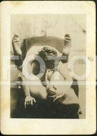 OLD EROTICA SEX EROTIC NUDE WOMAN NACKT FEMME FRAU NU NAKED EROTIQUE NUE EROTIK SEXY PHOTO FOTO NK282 - Belleza Feminina (...-1920)