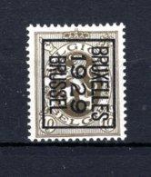 PRE216B MNH** 1929 - BRUXELLES 1929 BRUSSEL - Préoblitérés