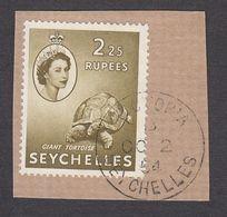 Seychelles 1954   2r 25c    SG186     Used  Superb - Seychellen (...-1976)