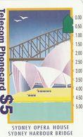 Australia, G930112, Second Generic, Tourist-Opera House (old Logo), 2 Scans. - Australie