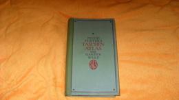 LIVRE ALLEMAND JUSTUS PERTHES TASCHEN ATLAS DER GANZEN WELT..ANNEE 1941.../ 44 KARTEN IN KUPFERSTICH..ALLEMAGNE - Old Books
