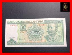 CUBA 5 Pesos  1997  P. 116  UNC - Cuba