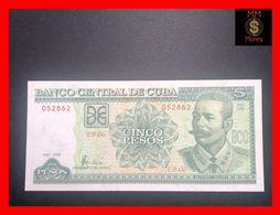 CUBA 5 Pesos  1998  P. 116  UNC - Cuba