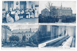4 CPA Gierle Lez-thielen, Pensionnat - Lille