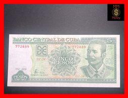 CUBA 5 Pesos  2000  P. 116  UNC - Cuba