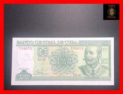 CUBA 5 Pesos  2011  P. 116  UNC - Kuba