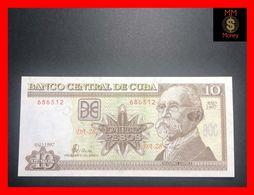 CUBA  10 Pesos  1997  P. 117  UNC - Cuba