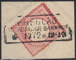 BRUSTSCHILD Nr.19 Sauberer NDP-Ra3 BRESLAU FREIBURGER BAHNHOF (cg20) - Gebraucht
