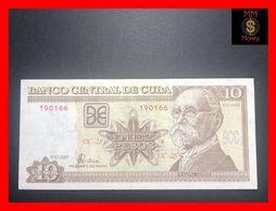 CUBA  10 Pesos  2000  P. 117  XF - Cuba